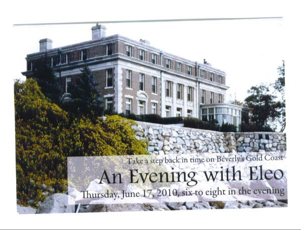 An Evening with Eleo